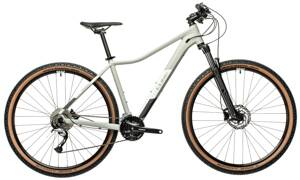 Bicykel Cube Access WS Pro grey-white 2021