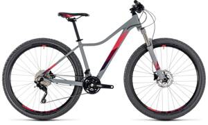 Bicykel Cube Access WS Race grey 2018